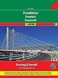 Freytag Berndt Superatlas, Rumänien - Maßstab 1:300 000 (freytag & berndt Autoatlanten)
