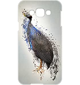 a AND b Designer Printed Mobile Back Cover / Back Case For Samsung Galaxy E7 (SG_E7_3D_1875)