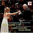 Shostakovich Cello Concerto No. 1, Rachmaninoff Cello Sonata