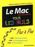 echange, troc Bernard Jolivalt - Le Mac edition OS X Lion pour les nuls