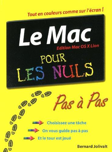 Mac pour les Nuls - Édition Mac OS X Lion