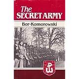 Secret Armyby T. Bor Komorowski