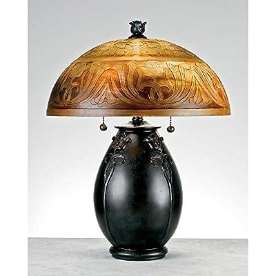 Quoizel Glenhaven QJ6781TR Table Lamp