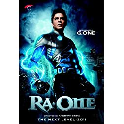 Ra.One (2011) (Hindi Movie / Bollywood Film / Indian Cinema DVD)