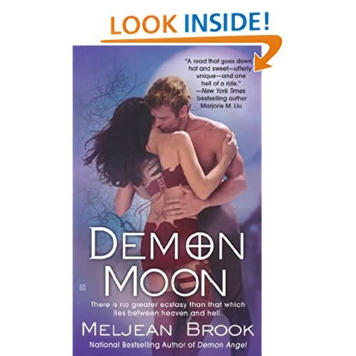 Demon Moon (The Guardians, Book 2)