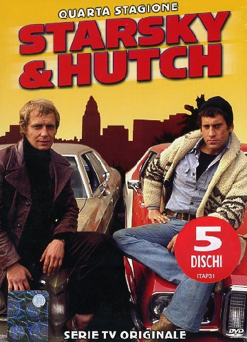 Starsky & HutchStagione04 [5 DVDs] [IT Import]