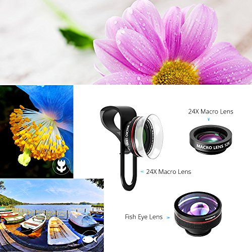 VicTsing-Clip-On-3-in-1-Fisheye-12X-Macro-24X-Super-Macro-Camera-Lens-Kit-for-iPhone-Android-Devices