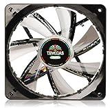 ENERMAX PCケースファン12cm T.B.VEGAS QUAD 12cm UCTVQ12P