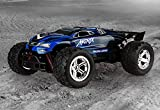 JJX-TECHTM 1:12 2.4G Remote Control Car High Speed 4WD Shaft Drive Truck Four-wheel Drive Car Toy Radio Controlled rc Chargeable Off-road Rock Crawler (JJX 101 Vehicle Blue)