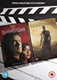 Double: Da Vinci Code / Gladiator [DVD]