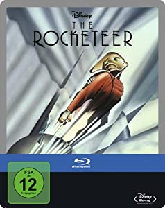 The Rocketeer (Steelbook) (Blu-ray) (FSK 12)