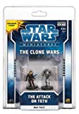 Produktbild von The Clone Wars: Attack Teth: Star Miniatures
