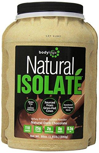 Bodylogix Natural Whey Protein Nutrition Shake,