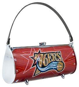 Philadelphia 76ers FenderFlair Purse by Pro-FAN-ity Littlearth