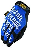 Mechanix Wear MG-03-011 Blue X-Large Gloves,1 Pair