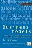 Business Models (1897597584) by Watson, D