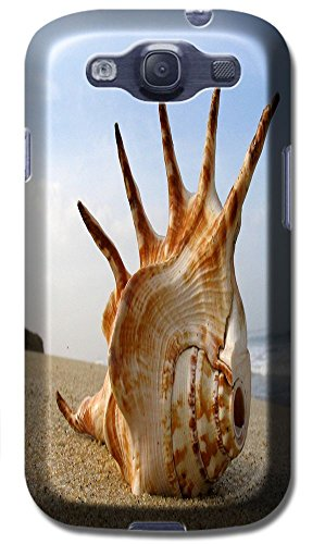 Phones Accessories Beautiful Beach Sunshine Cute Conch Cell Phone Case Samsung Galaxy S3 I9300 # 1
