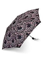 M&S Collection Chains & Jewels Print Umbrella