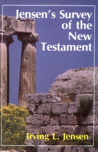 a reflection on the new testament survey Essay about reflection assignment old testament survey 9 december 2013 reflection assignment on old testament survey lesson 1 there were several things from this assignment that i have really thought a lot about.