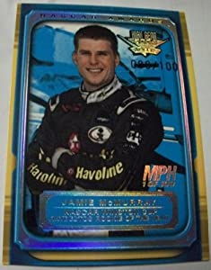 Buy 2004 Wheels High Gear MPH #M47 Jamie McMurray NA Card by Press Pass
