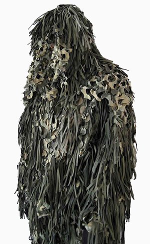 Jackal 3-D Body System Ghillie Suit