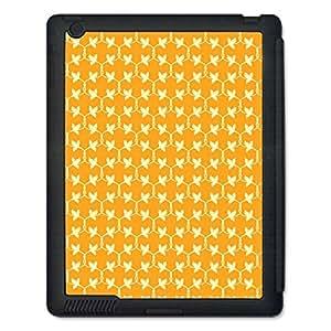 Skin4Gadgets ABSTRACT PATTERN 268 Tablet Designer BLACK SMART CASE for APPLE IPAD 2