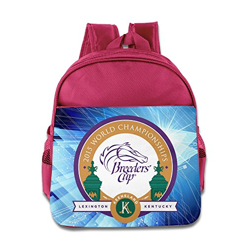 Breeders' Event Logo Children Backpack Pink Bag (Pharoah Hat)
