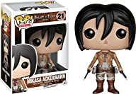 Attack on Titan – Mikasa Ackerman