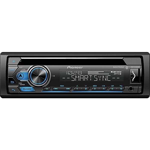 Pioneer DEH-S4120BT CD Player with Bluetooth