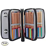 Pencil-Case-Holder-TopRay-4-Layer-Large-Capacity-Students-Pencil-Wrap-Bag-Pen-Pounch-School-Office-Art-Artist-Crafts-Stationary-Makeup-Cosmetic-Storage-Boxes-Organizers