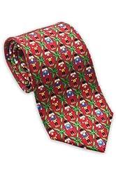 Nutcrackers - Men's Silk Necktie