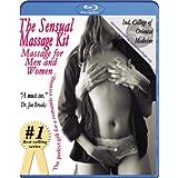 The Sensual Massage Kit: Massage for Men and Women Instructional Video -- 2 movie set [Blu-ray] ~ Shondra Fields