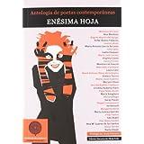 Enesima hoja, antologia de poemas contemporaneos