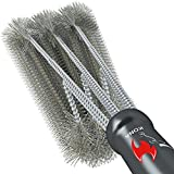 360° CLEAN GRILL BRUSH By Kona(TM) - 18
