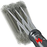 360� CLEAN GRILL BRUSH By Kona(TM) -…