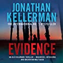 Evidence Audiobook by Jonathan Kellerman Narrated by Jeff Harding