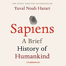 Sapiens Audiobook by Yuval Noah Harari Narrated by Derek Perkins