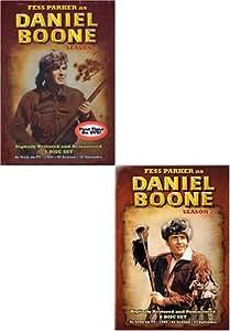 Daniel Boone - Season One & Two (2 pack)