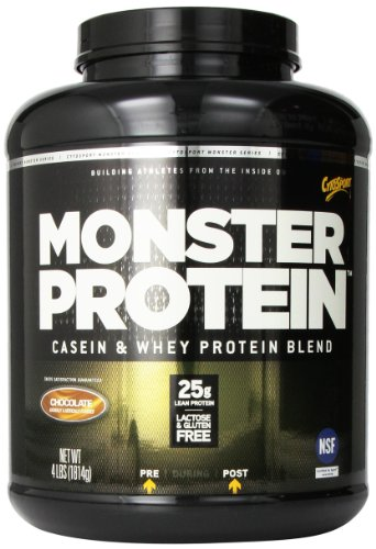 Cytosport Monster Protein Chocolate, 4 Pound