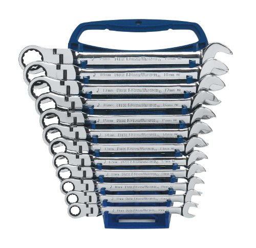 Piece Metric Flex-Head Combination Ratcheting Wrench Set - This Review