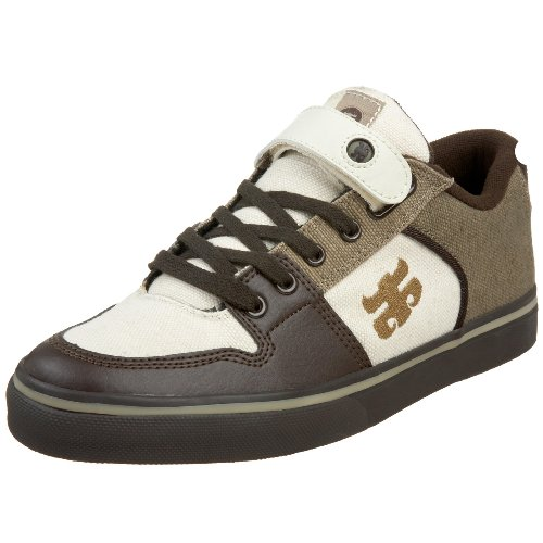 IPATH Men's Mantis Athletic Skate Shoe,Brown,6 M US