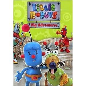 Little Robots: Big Adventures movie