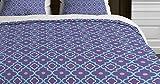 DENY Designs Caroline Okun Tangiers Duvet Cover, King