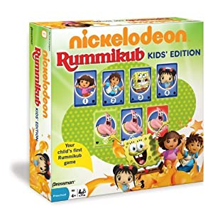 Nickelodeon Rummikub for Kids