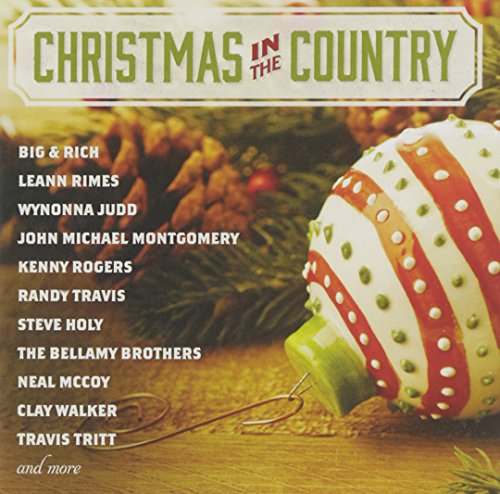 CD : Various Artists - Christmas In The Country / Various