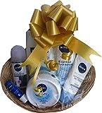 Nivea Super-Soft Luxury Skincare Gift Basket for Her