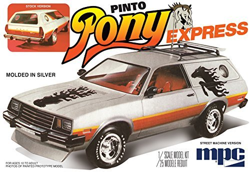 1979 Ford Pinto Wagon Pony Express by MPC (Toy Ford Pinto compare prices)