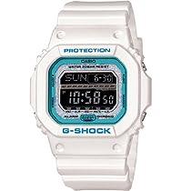 Casio G-Shock Opal Face White Resin Mens Watch GLS5600KL-7