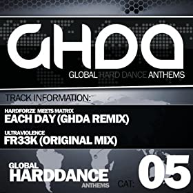 Various - Hardforze & Friends The Remix EP