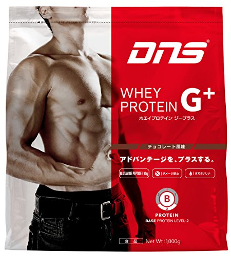 DNS WHEY PROTEIN G+ (ホエイプロテインG+) チョコレート風味 1000g